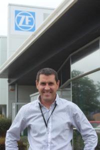 Michaël Leon, directeur de l'usine Autocruise