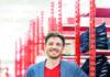 Thomas Huriez, PDG de 1083, dans son atelier de Romans-sur-Isère: «Nous ne sommes pas des fabricants, mais des commerçants qui relocalisons la production.»