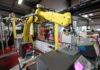 La robotisation est l'un des axes clés de développement identifiés par l'Alliance pour l'industrie du futur. Ici, la nouvelle usine automatisée d'ensembles vissés de JPB Système, à Brie-Comte-Robert.