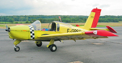 rally-morane-saulnier-aerodrome